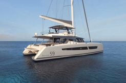 2021 Fountaine Pajot Samana 59