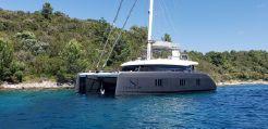2019 Sunreef 60 Sailing