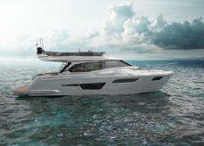 2020 Ferretti Yachts 500