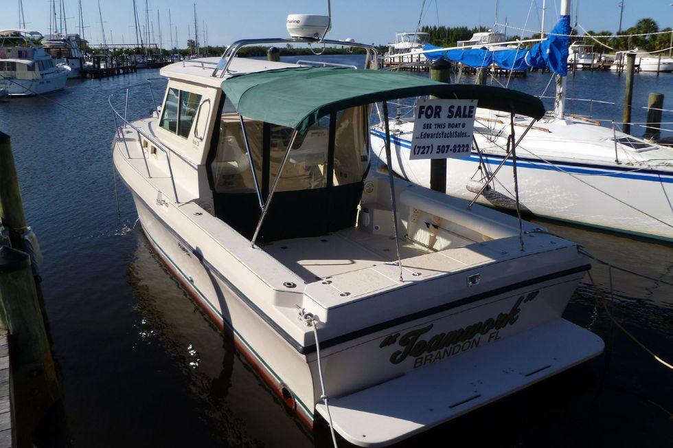 2005 Albin 28 TE Flush Deck W / Generator 28 Boats for Sale