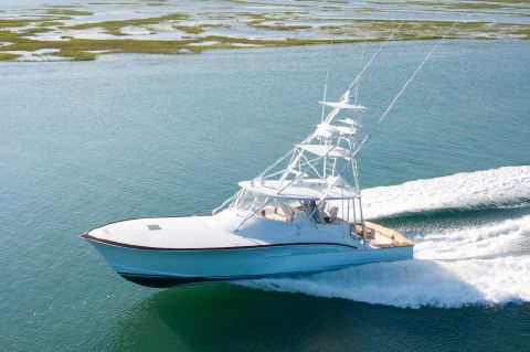 2010 Caison 49 Custom Carolina Sportfish Express