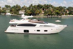 2014 Ferretti Yachts F800
