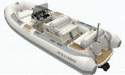 2021 Williams Jet Tenders Dieseljet 445