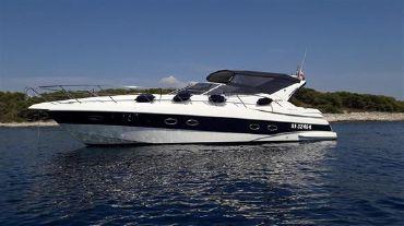 2004 Sessa Marine OYSTER 42'