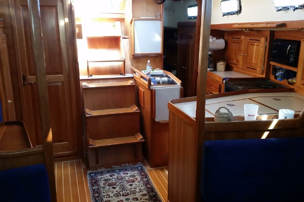2002 Tartan 4100 Boats for Sale - DimillosYacht Sales