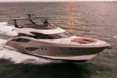 2019 Marquis 660 Sport Yacht - Manufacturer Provided Image