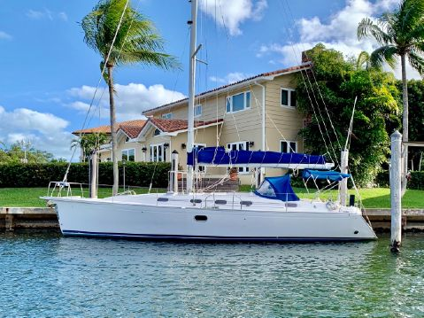 2001 Dufour 43 Gibsea