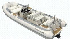 2021 Williams Jet Tenders Dieseljet 505