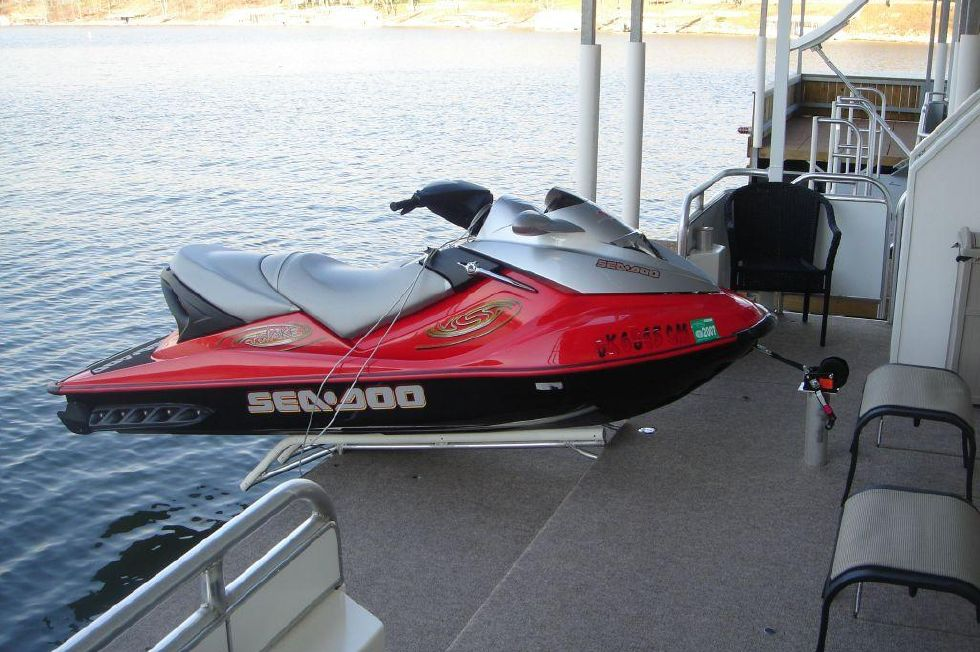 2006 Fantasy 100 Wide Body - Sea Doo Jet Ski