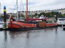 1898 Classic Dutch Sailing Barge