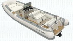 2021 Williams Jet Tenders Dieseljet 565