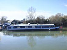 2019 Wide Beam Narrowboat Collingwood Eurocruiser 60