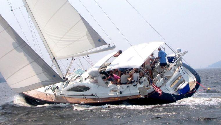 2004 Jeanneau Brokerage Purchase