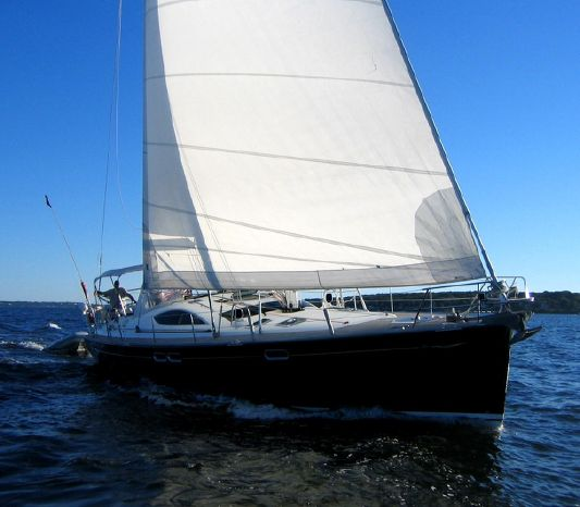 2004 Jeanneau Broker Massachusetts