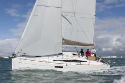 2021 Jeanneau Sun Odyssey 349 Lift Keel