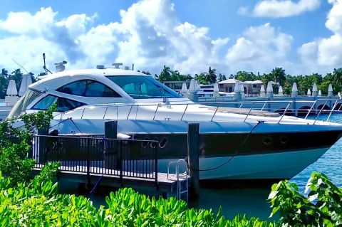 2012 Cruisers Yachts 540 Sports Coupe