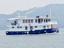1997 Custom Cruiser Houseboat