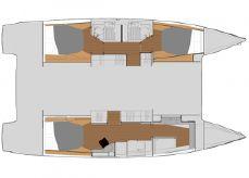 2020 Fountaine Pajot Catamaran Astrea 42