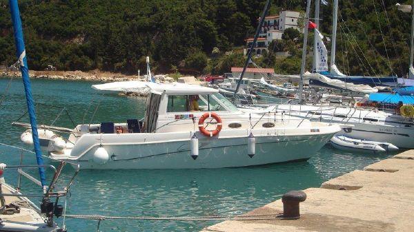 Faeton 930 MORAGA Side View