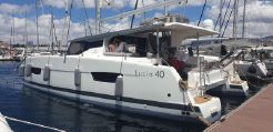 2018 Fountaine Pajot Lucia 40