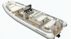 2021 Williams Jet Tenders Dieseljet 625