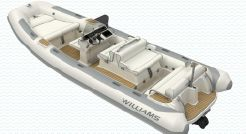 2021 Williams Jet Tenders Dieseljet 625