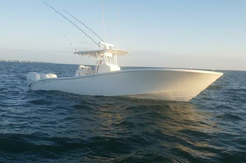 2009 Yellowfin 34