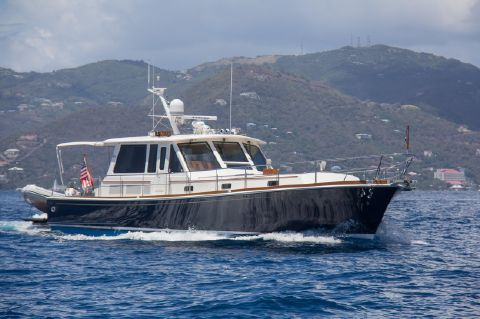 2006 Grand Banks Eastbay SX - This 2006 54' Grand Banks Eastbay SX for Sale - SYS Yacht Sales