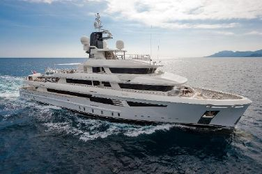 Cosmo Explorer Expedition Yacht