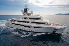 2013 Cosmo Explorer Expedition Yacht