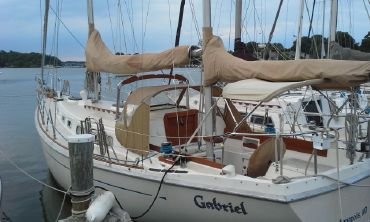 1979 Allied Cutter/Ketch  Mark II