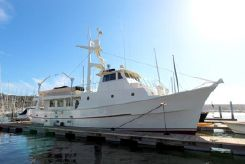 1970 Hatteras Long Range Cruiser