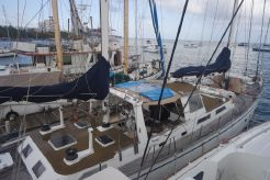 1973 Custom Whitbread 80 Ketch