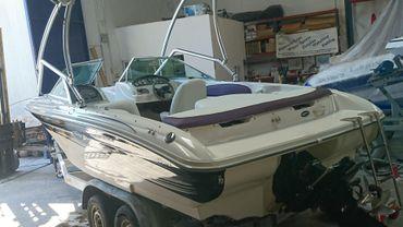 2004 Sea Ray 185