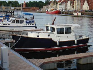 2017 North Aegean Trawler 30