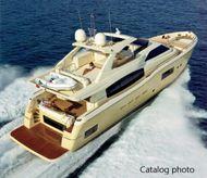 2010 Ferretti Yachts 840 Altura