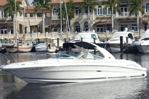 2001 Sea Ray Sun Sport 290 - Sea Ray 290 On The Water
