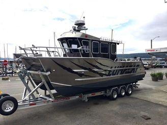 2017 Aci Boats Lumacat Sport
