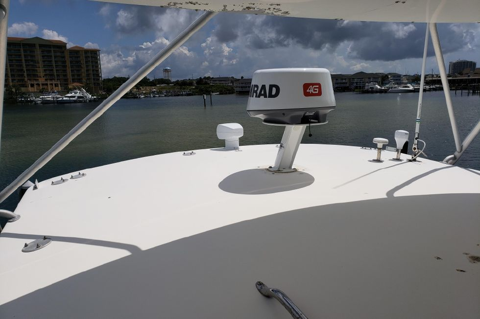 NEW Simrad Radar