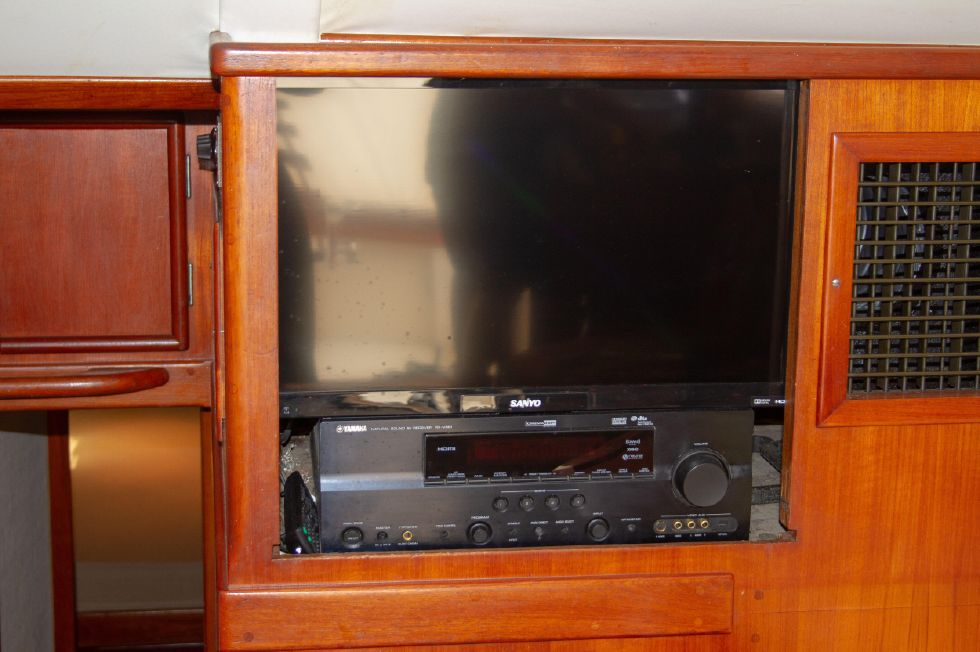Newer Entertainment Center