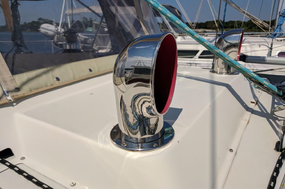 1984 Westerly Sealord 39 - Cowl Vent