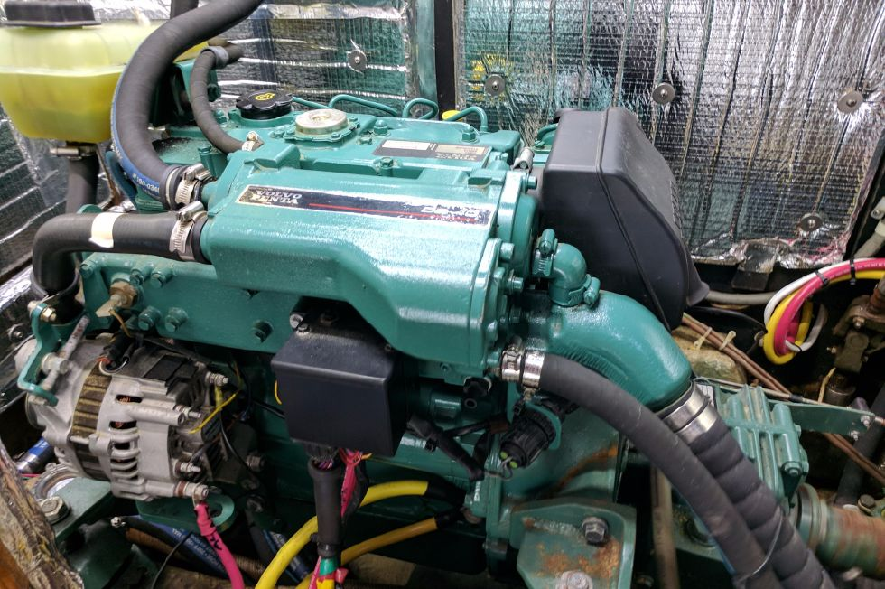 1984 Westerly Sealord 39 - New Engine