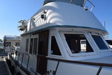 1984 Novamarine 39 Trawler