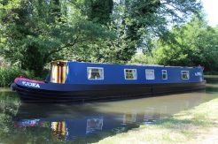 1988 Colecraft 50' Semi Trad Narrowboat