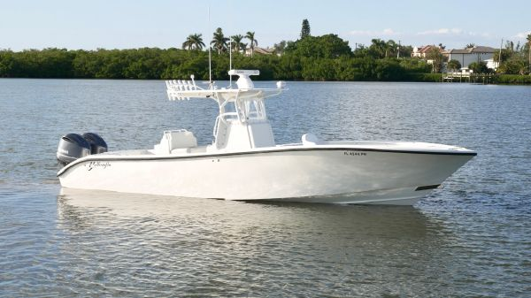 Yellowfin 32 Center Console