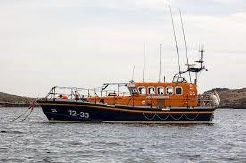 1993 Lifeboat Mersey class