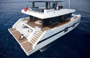 2020 Sunreef Supreme 68 Sailing