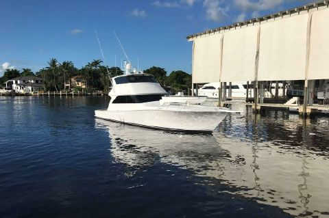 2004 Viking Sportfish Enclosed Bridge