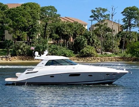 2012 Sea Ray 450 Sundancer