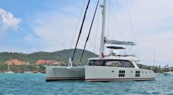 2011 Sunreef 58